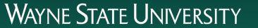 Wayne State University - School of Business Administration