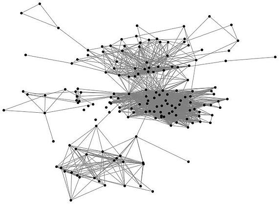 Figure 2: Network of Alters