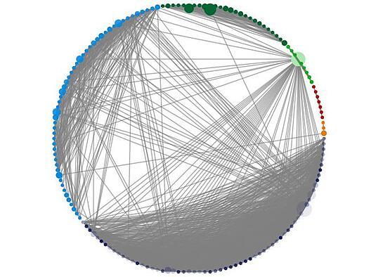 Figure 4: Friend Wheel