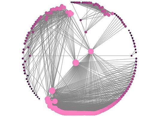 Figure 5: Friend Pinwheel