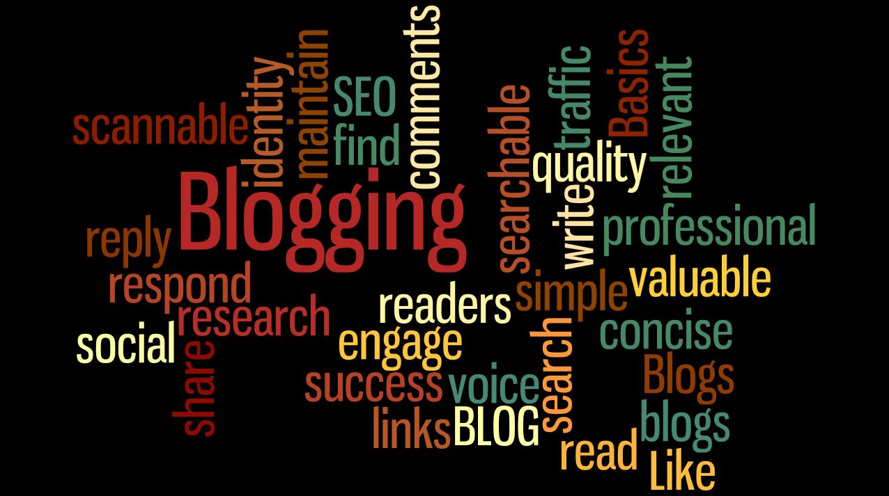 Wordle Blogging 1