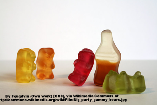 Big party gummy bears