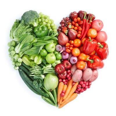 Vegetables and Fruit  shutterstock_67879747