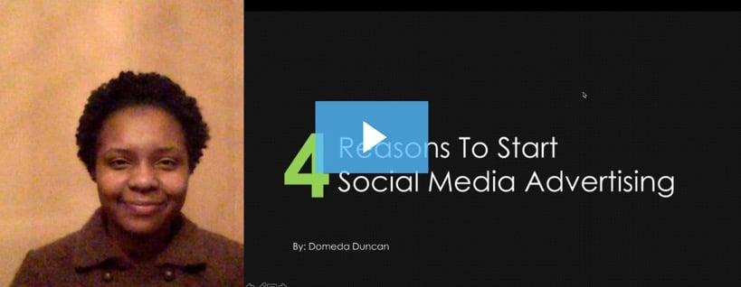 4 Reasons to Start Social Media Advertising