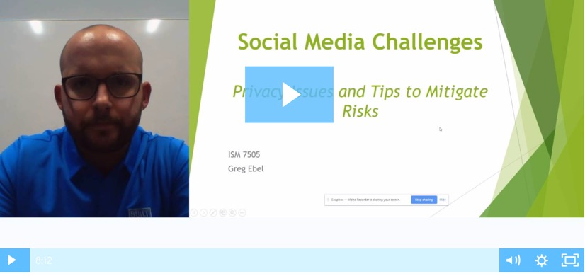 Social Media Challenges