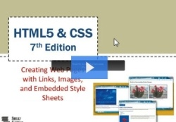 Chapter 3: Creating Web Pages with Links, Images, and Embedded Style Sheets - Part 1