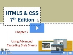 Chapter 7: Improving Web Design with New Page Layouts