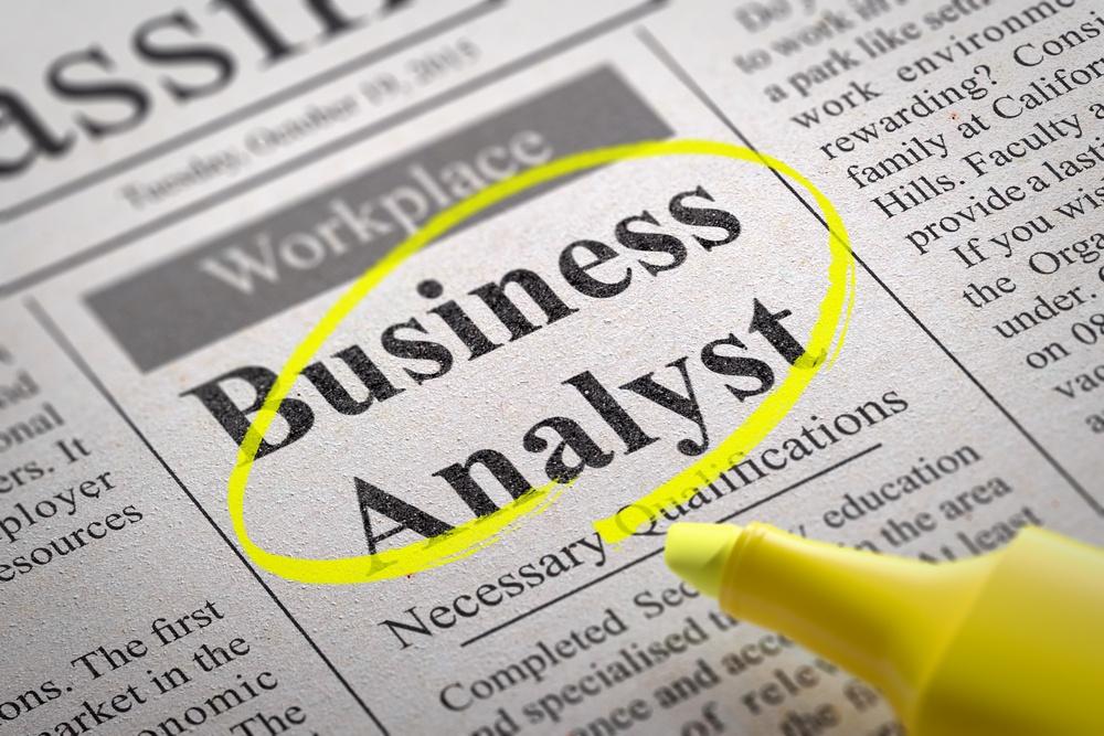 Business Analyst Vacancy
