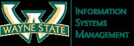 WSU-ISM Logo